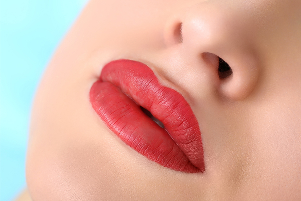 Permanent lipstick Spring Lake Park